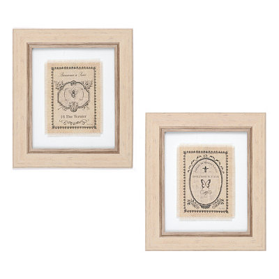Parisian Wings Framed Art Prints