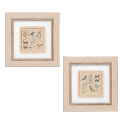 Garden Treasures Framed Art Prints