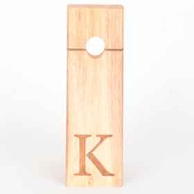 Monogram K Gravity Wine Bottle Holder