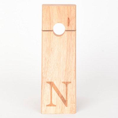 Monogram N Gravity Wine Bottle Holder
