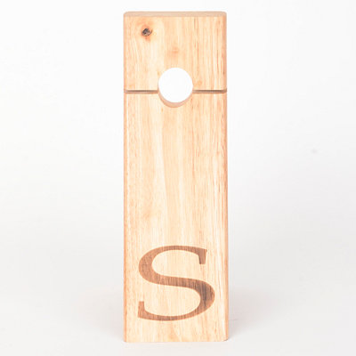 Monogram S Gravity Wine Bottle Holder