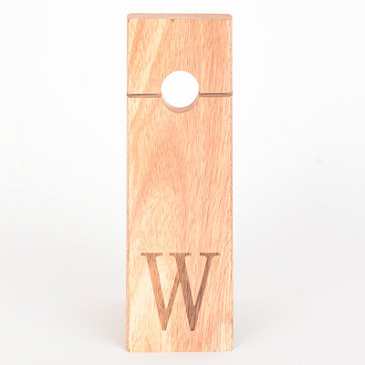 Monogram W Gravity Wine Bottle Holder