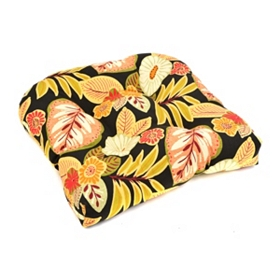 Tropical Outdoor Chair Cushion