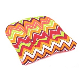 Chevron Color Outdoor Cushion