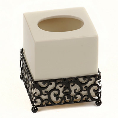 Danbury Tissue Holder