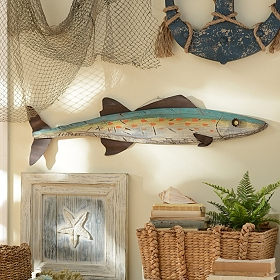 Fish Wall Plaque