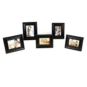 Black Frames, Set of 5