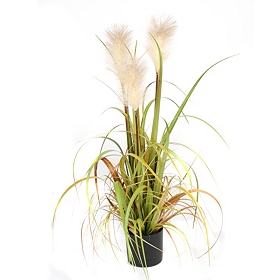 Onion Grass Reed Arrangement
