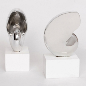 Nautilus Bookends, Set 2