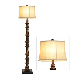 Bronze Bailey Floor Lamp