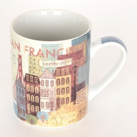 San Francisco Mug