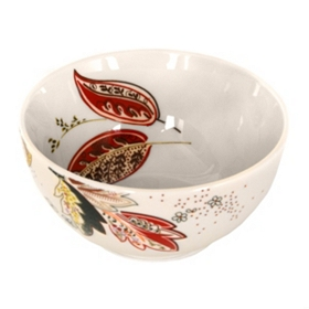 Floral Henna Bowl