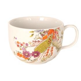 Floral Henna Mug