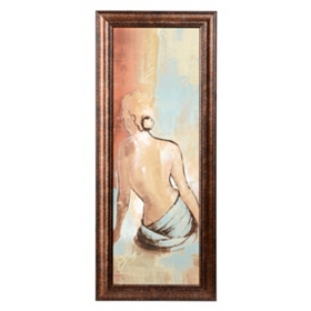 Graceful Woman II Framed Art Print