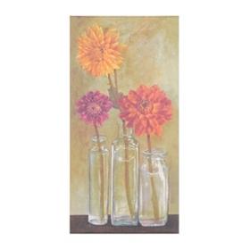 Mason Floral II Giclee Canvas Art Print