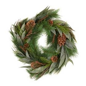 Eucalyptus & Juniper Wreath