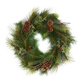 Pine & Juniper Wreath