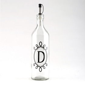 Monogram D Olive Oil Bottle