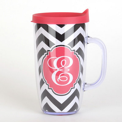 Monogram E Giant Mug