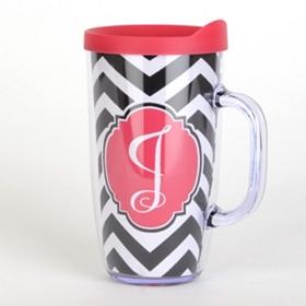 Monogram J Giant Mug