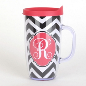 Monogram R Giant Mug