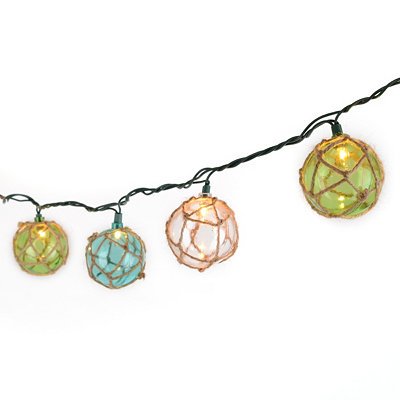 Rope Lantern String Lights