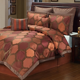 Barcelona 8-pc. Queen Comforter Set