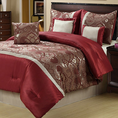 Nahla 8-pc. King Comforter Set