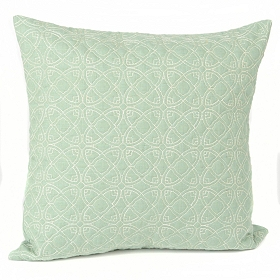 Dalia Aqua Accent Pillow