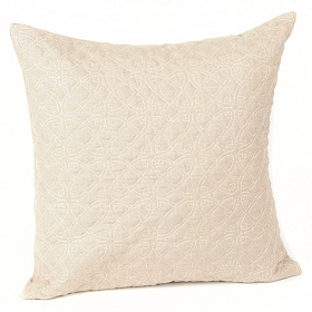 Dalia Ivory Accent Pillow