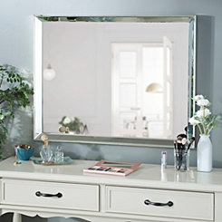 Monet Frameless Mirror, 25x31 in.