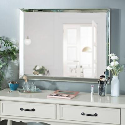 Monet Frameless Mirror, 25x31 in.