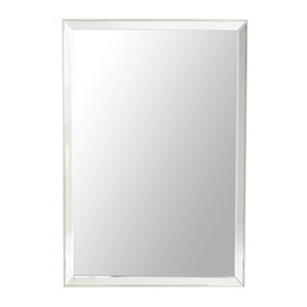 Monet Frameless Mirror, 27x39 in.