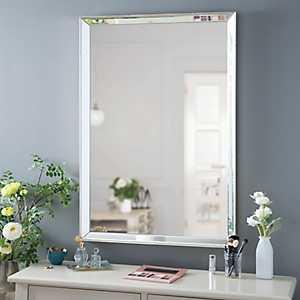 Monet Frameless Mirror, 27x39 in.