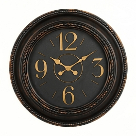 Tortoise Large Dial Wall Clock