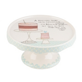 Some Things Require Cake Stand