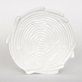 White Dolomite Nest Plate