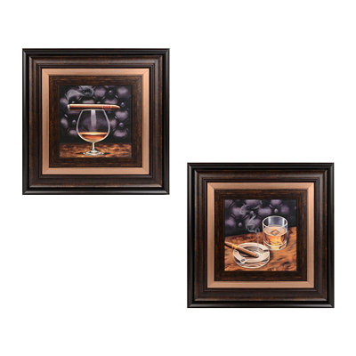 Gentlemen Prefer Framed Art Prints