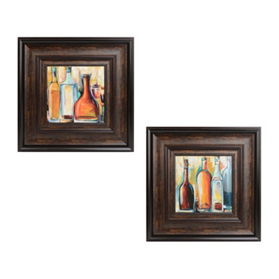 Judeen Wine Framed Art Prints