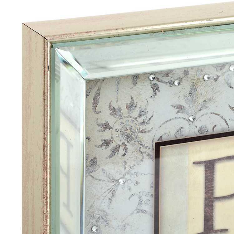 Powder Room Framed Art Print Kirklands