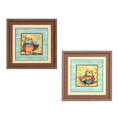 Who's in the Kitchen Framed Art Prints