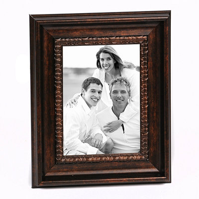Bronze Lineage Collection 5x7 Photo Frame