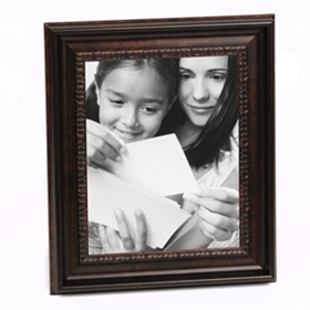 Bronze Lineage Collection 8x10 Photo Frame