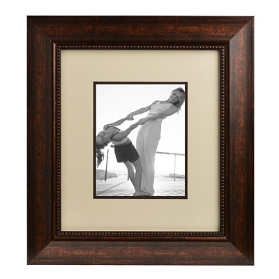 Bronze & Ivory Lineage Collection Portrait Frame