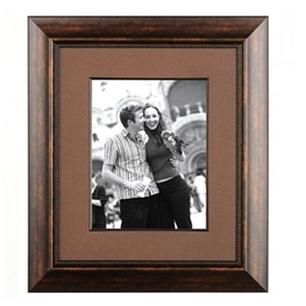 Bronze Lineage Collection Portrait Frame