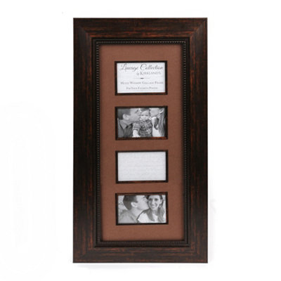 Bronze Lineage Collection 4x6 Collage Frame