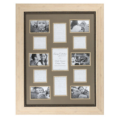 Cream Lineage Collection Collage Frame