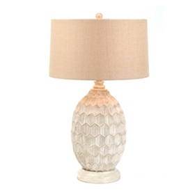 Sandy Pearl Table Lamp