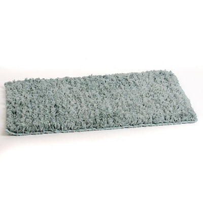 Aqua Shag Bath Mat