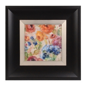 April Rainflowers II Framed Art Print